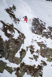 DCalier / Swatch Freeride World Tour by The North Face