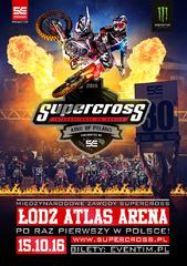 Supercross w Łodzi